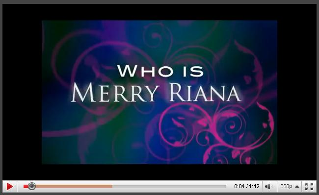 who is Merry Riana
