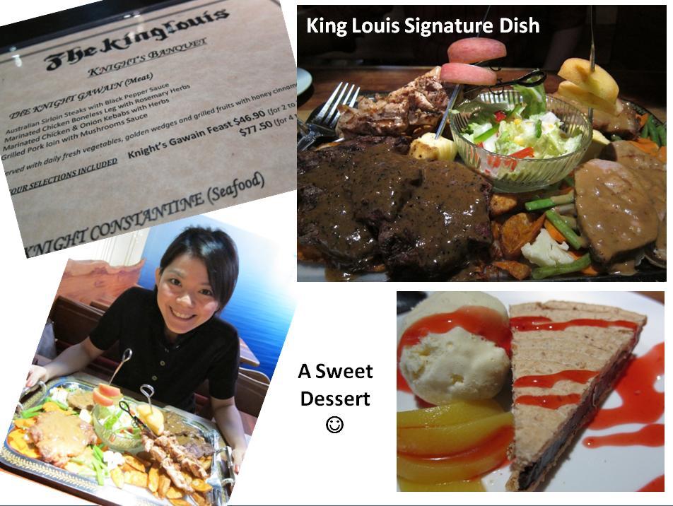 king louis 2