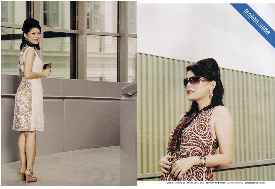 Merry Riana Modelling 2