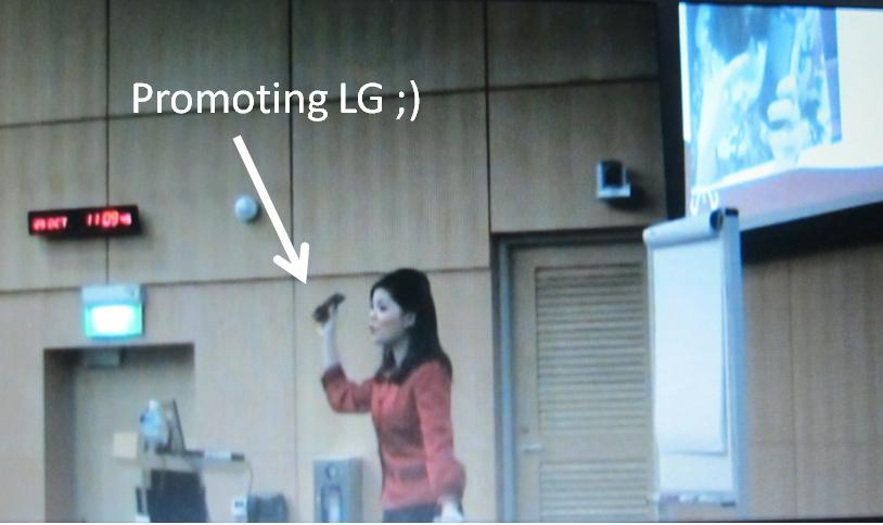 LG Ambassador
